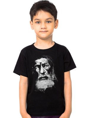 Camiseta Infantil Senhor dos Anéis Gandalf