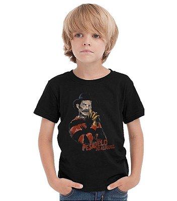 Camiseta Infantil Seu Madruga - Pesadelo