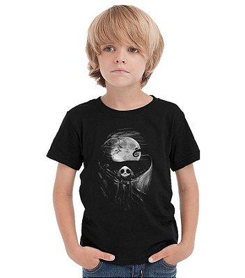 Camiseta Infantil O Estranho Mundo de Jack