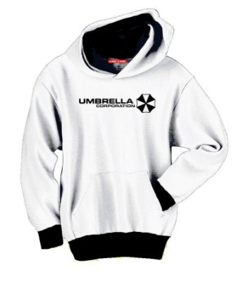 Blusa com Capuz Umbrella Corporation