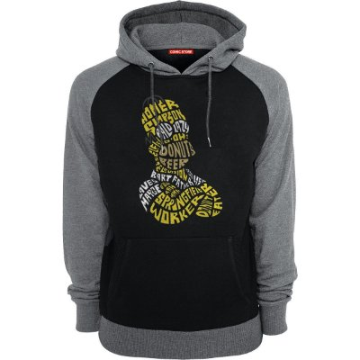 Blusa com Capuz Homer Simpsons