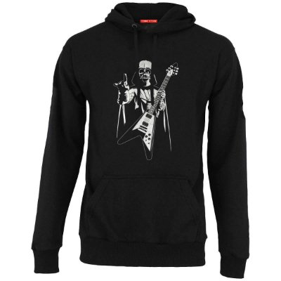 Blusa com Capuz Darth Vader - Rock Roll