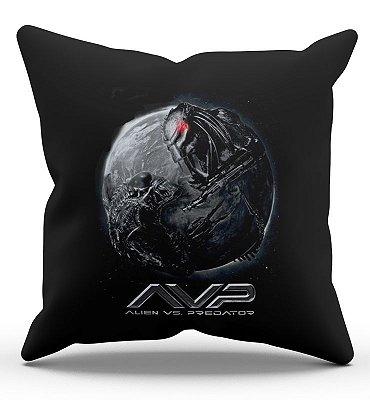 Almofada Alien vs Predador 45x45