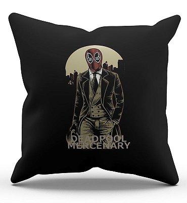Almofada Deadpool Mercenary 45x45