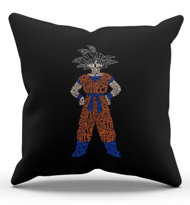 Almofada Dragon Ball Z 45x45