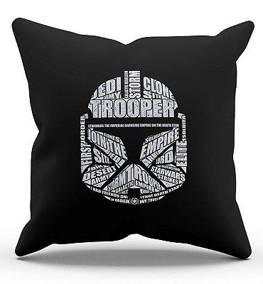 Almofada Stormtrooper Face 45x45