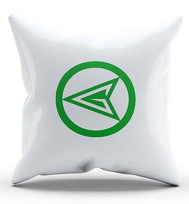 Almofada Lanterna Verde 45x45