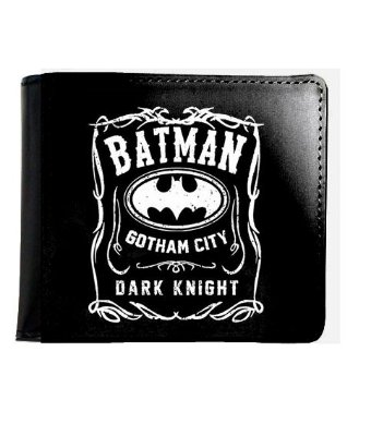 Carteira Batman - Gotham City