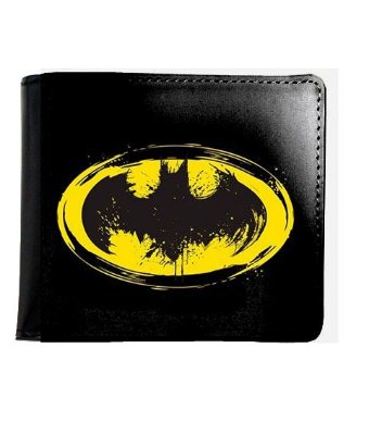 Carteira Batman Simbolo