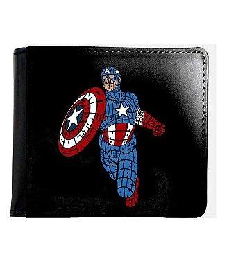 Carteira Capitão America