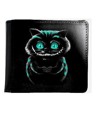 Carteira Cheshire Cat - Alice no País das Maravilhas
