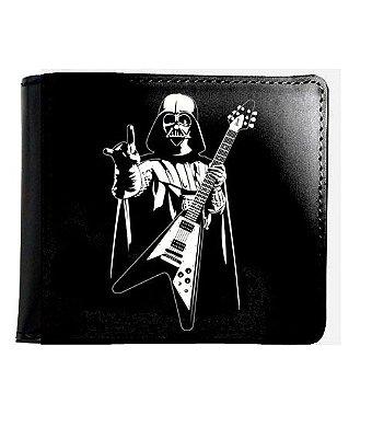 Carteira Darth Vader Rock Star