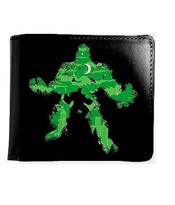 Carteira Hulk - Heroi