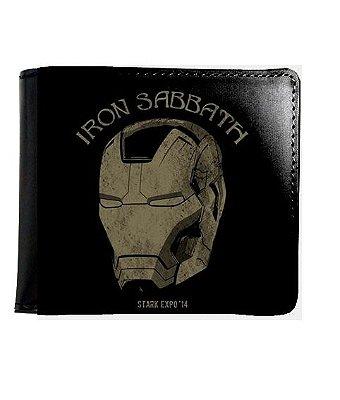 Carteira Iron Sabbath