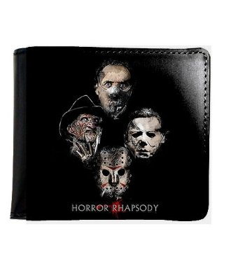 Carteira Killers - Horror Rhapsody