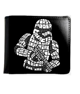 Carteira Star Wars Stormtrooper