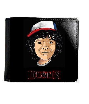 Carteira  Stranger Things - Dustin