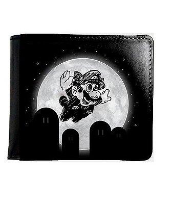 Carteira Super Mario Night