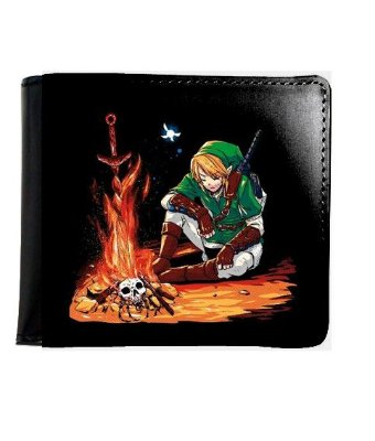 Carteira  The Legend Of Zelda Link Lonely