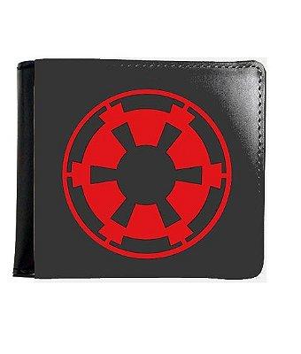Carteira Imperio Galactico Star Wars