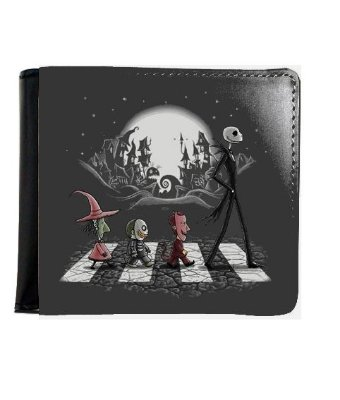 Carteira Jack Skellington Beatles