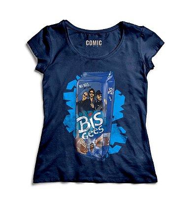 Camiseta Feminina Bee Gees