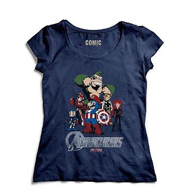 Camiseta Feminina Herois