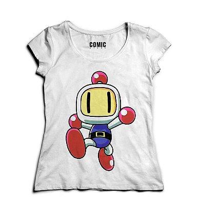 Camiseta Feminina Bomberman