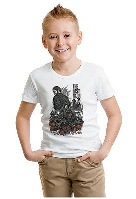 Camiseta Infantil The Last Of Us