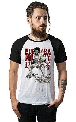 Camiseta One Piece O Rei dos Piratas