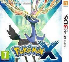 Pokémon X - 3Ds