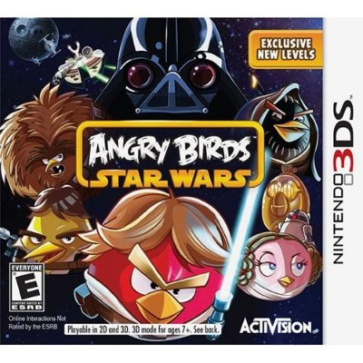 Angry Birds: Star Wars - 3Ds