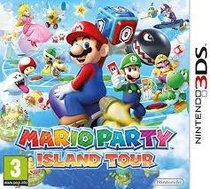 Mario Party - Island Tour - 3Ds