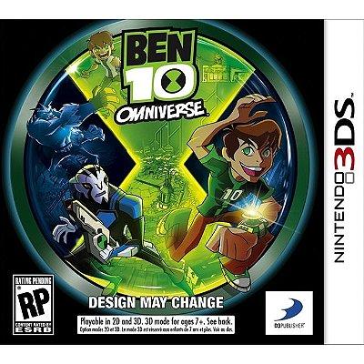 Ben 10 Omniverse - 3Ds