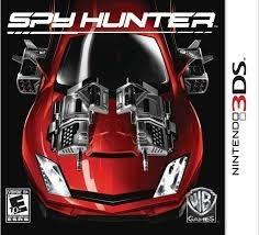 Spy Hunter - 3Ds