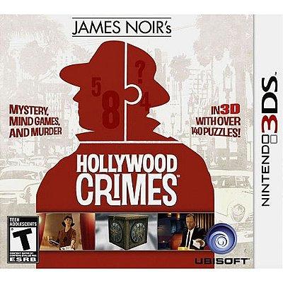 James Noir'S Hollywood Crimes 3Ds - Ubi Soft