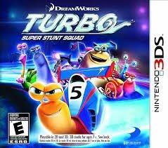Turbo: Super Stunt Squad - 3Ds