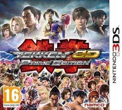 Tekken - Prime Edition 3D - 3Ds
