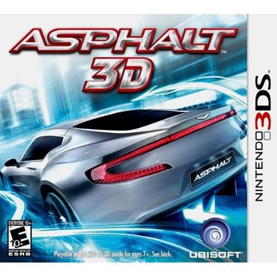Asphalt 3D 3Ds - Ubisoft