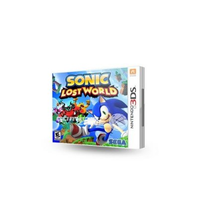 Lost World N3Ds