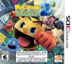 Pac-Man And The Ghostly Adventures 2 - 3Ds