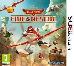 Planes Fire & Rescue - 3Ds