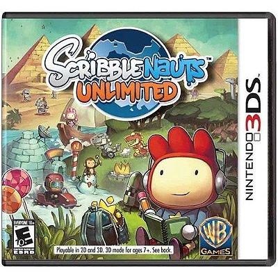 Scribblenauts Unlimited N3Ds