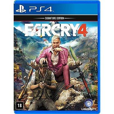 Far Cry 4 - Signature Edition (Versão Em Português) - Ps4