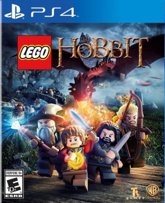 Lego O Hobbit Br - Ps4