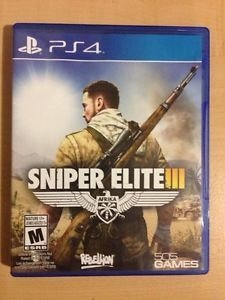 Sniper Elite 3 Collectors Edition - Ps4