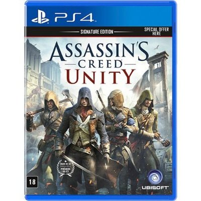 Assassin'S Creed Unity: Signature Edition - Ps4