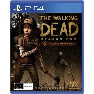 The Walking Dead Season 2 - Ps4
