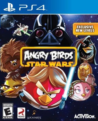 Angry Birds: Stars Wars - Ps4