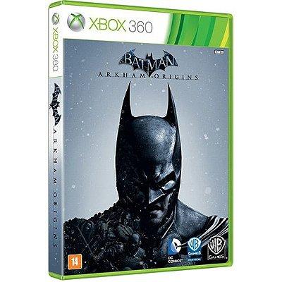 Batman: Arkham Origins Br - X360